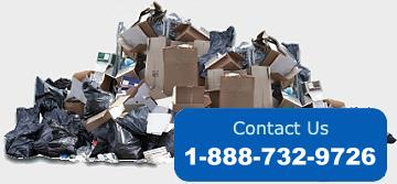 Contact Us for Dumpsters or Junk Removal in San Rafael